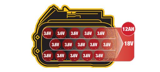 18V Battery