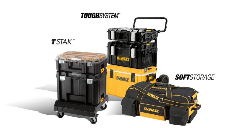 Mobile Storage Systems - TSTAK, ToughSystem, SoftStorage