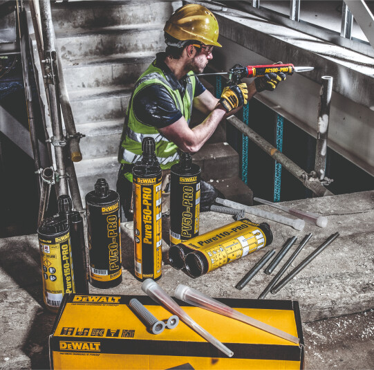 Adhesive anchors: solutions for every application