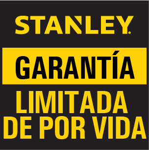 STANLEY Limited Warranty for life